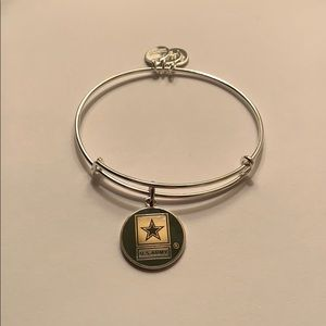 Alex and Ani US Army Bangle